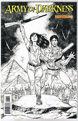 Sketch Variant Vol 3 Horror,more Aod In Store Exquisite Traditional Embroidery Art Army Of Darkness #1 2012 Vf+