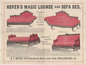1870s-Colored-Broadside-for-Hover-s-Magic-Lounge-and-Sofa-Bed