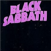 BLACK SABBATH MASTER OF REALITY EXCELLENT 8 TRACK REMASTERED REISSUE CD 2001