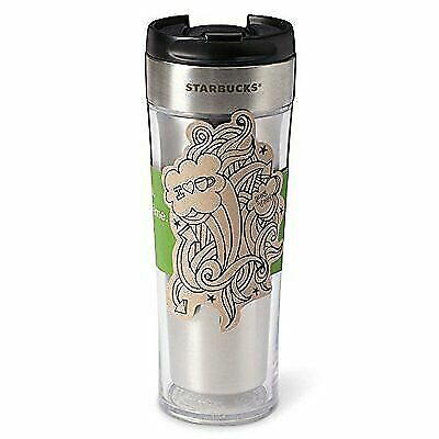 Starbucks Stainless Steel Create Your Own Tumbler 16 Oz For Online Ebay