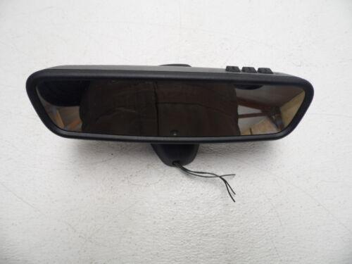 2006-2008 RANGE ROVER SPORT L320 REAR VIEW REARVIEW MIRROR HOMELINK AUTO DIM