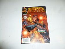 FOXFIRE Comic - Vol 1 - No 3 - Date 04/1996 - Malibu Comics