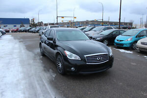 2012 Infiniti M37 X Sedan - Leather/Nav/Backup Cam/Sunroof