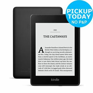 All-New-Kindle-Paperwhite-6-Inch-8GB-E-Reader-2018-Black