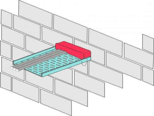 Envirograf Intumescent Cable Tray Pillow Fire Safety Prevention Product