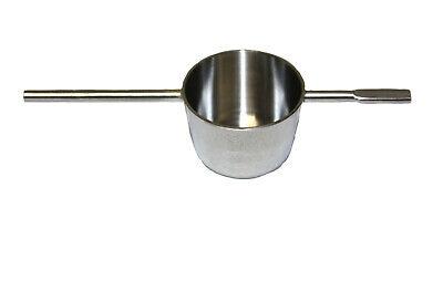 Barmaß Bar Jigger Cocktailmaß Meßbecher 2,5 5 cl Kupfer Ø 4 x 11 cm Gastlando