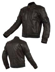 New-Real-Leather-Racing-Motorcycle-Motorbike-Kawasaki-Armoured-Protection-Jacket