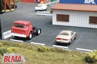 Blma N Scale 611 Concrete Automobile Car Stop 24 Per Pack