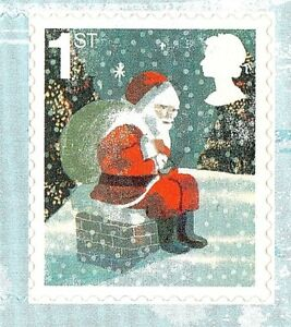 Christmas Stamps.Details About 20 Christmas Stamps 10 X 1st Class 10 X 2nd Class Stamps New Unused