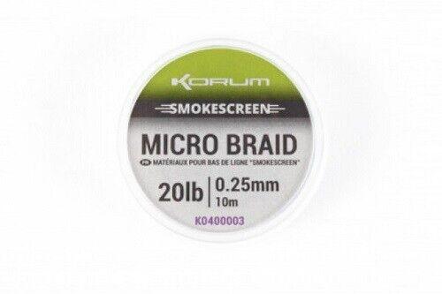 Korum Micro Braid 10m