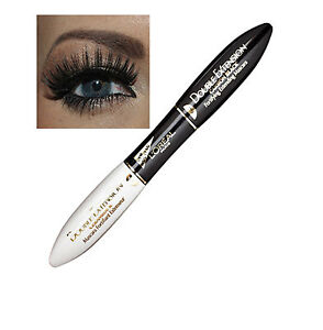 7d2b8de24db Image is loading 100-GENUINE-LOREAL-DOUBLE-Extension-EXTRA-BLACK-MASCARA-