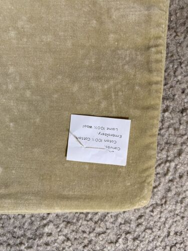 """NWT Needlepoint 16x16/"""" Throw Toss  Pillow Covers"""