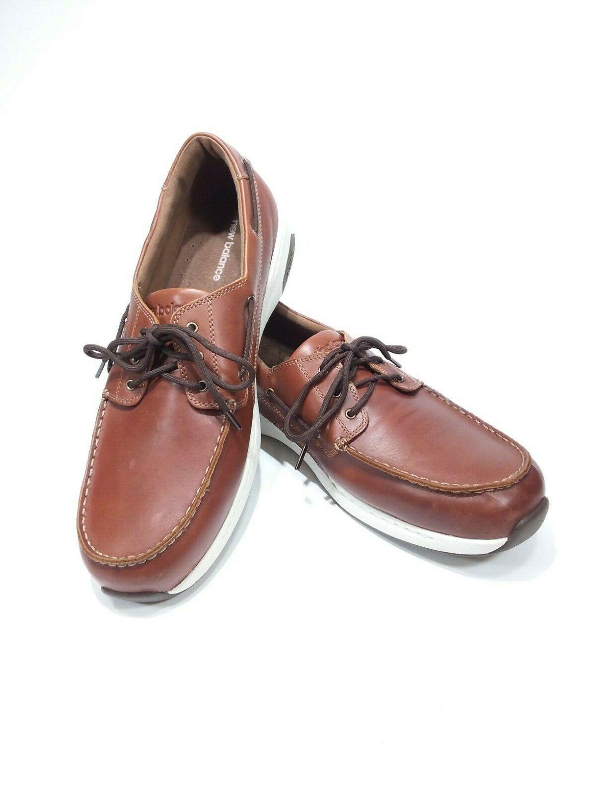 Hombre, nuevo equilibrio, md120sb, zapatos marróns.