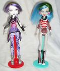 Monster High poupée Mattel lot, SPECTRA Vondergeist et Ghoulia Yelps