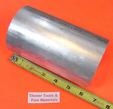 3 12 Aluminum 6061 Round Rod 6 Long T6511 Solid Extruded Lathe Bar Stock New