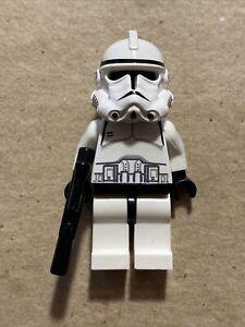 LEGO Star Wars Clone Trooper Episode 3 Phase 2 Minifigure 7655 sw0126