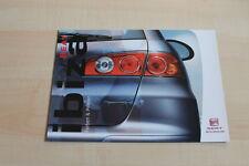 97944) Seat Ibiza - Farben & Polster - Prospekt 09/2003