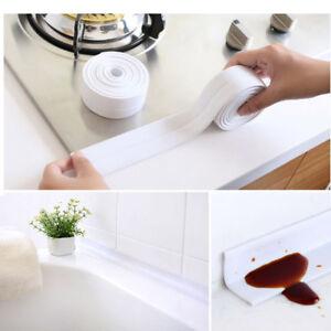 Self Adhesive Seal Waterproof Tape Bathroom Kitchen Ceramic
