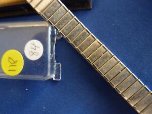 BRACELET-DE-MONTRE-EN-METAL-marque-ZRC-118-annees-70-NEUF-vintage-11x155-elastic