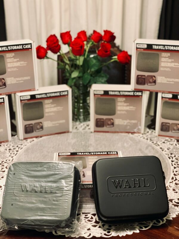 Wahl Professional Travel Storage Case #90728  Great for Professional Stylists