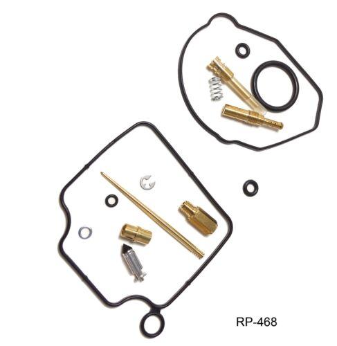 CARBURETOR Rebuild Repair Kit for Honda TRX250X 1987-1988 /& 1991-1992 Carb E2