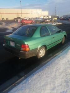 1997 Toyota Tercel DX