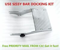 Tour Pack Pak Latches Razor Chop Trunk Mount For Harley Touring 97-08