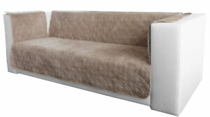 Seat Suede Sofa Covers Slipcover Couch