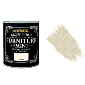 Rust-Oleum-Porcelaine-Brillant-Crayeux-Meuble-Peinture-Vintage-Shabby-Chic-750ml