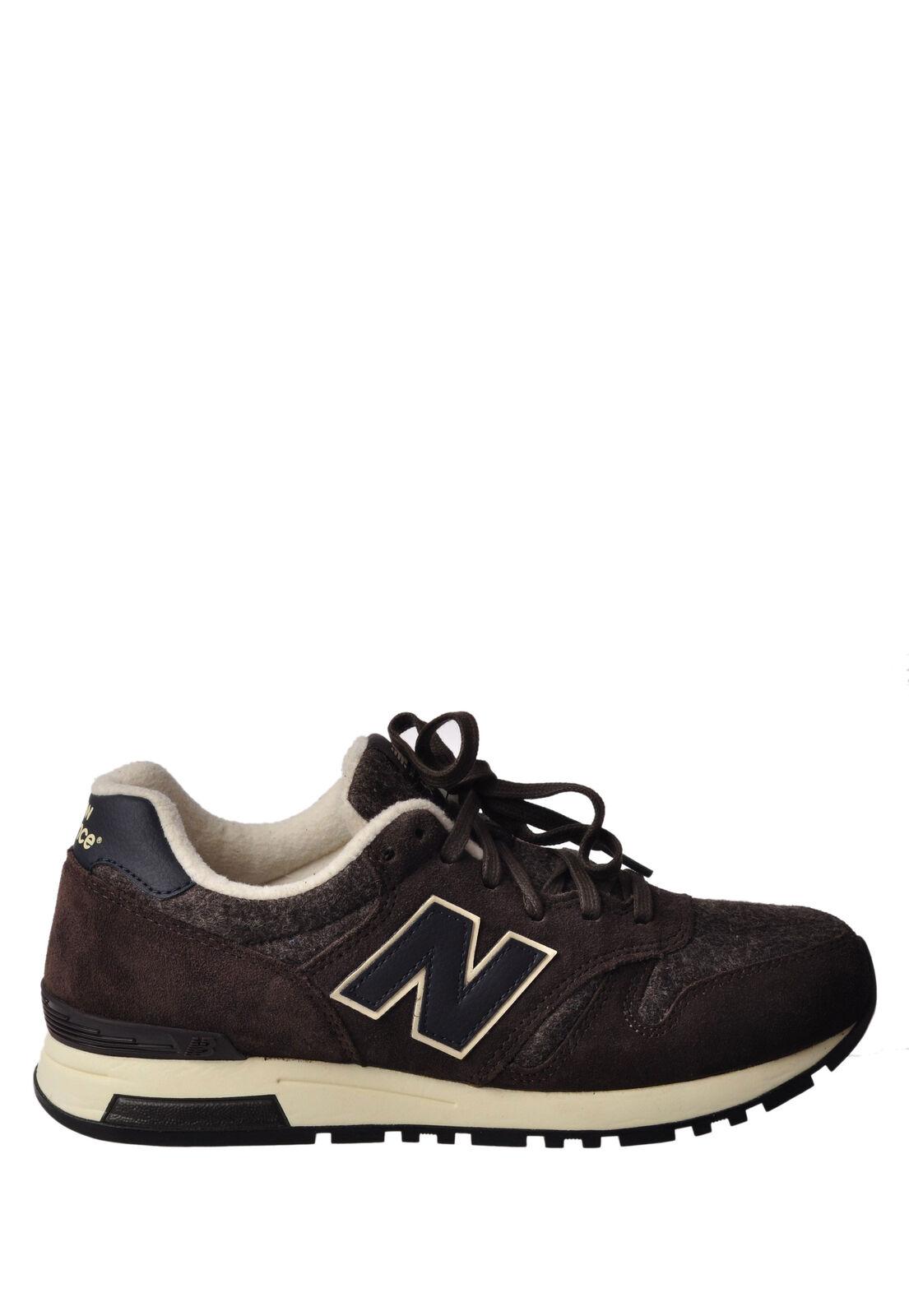 Scarpe casual da uomo  New Balance - Shoes-Sneakers low - Man - Brown - 889408G180716