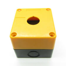 Waterproof Control Box For Round 22mm Emergency Stop Push Button Switch Mounting