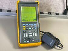 Fluke 96 Scopemeter Series Ii 50mhz Handheld Oscilloscope