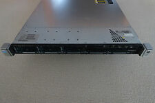 HP DL360e G8, 2 x E5-2450L 8Core, 24GB, P822 / 2GB (!!) / BBU, ohne Festplatten
