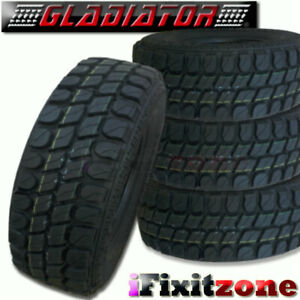 4 Gladiator QR900-MT 33X12.50R20 10/E All Terrain LT Truck SUV Mud M+S Tires