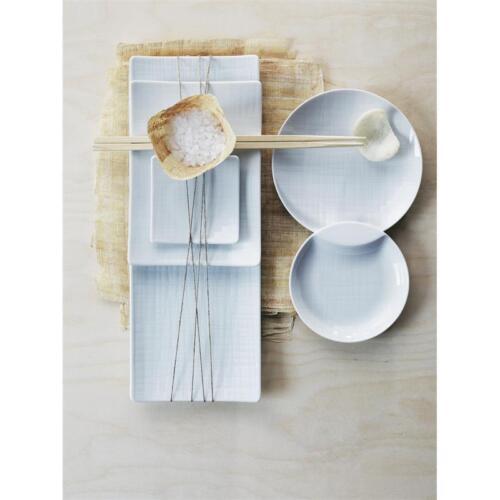 Rosenthal Mesh Aqua plato plano 27 cm azul plato sopero hicieran