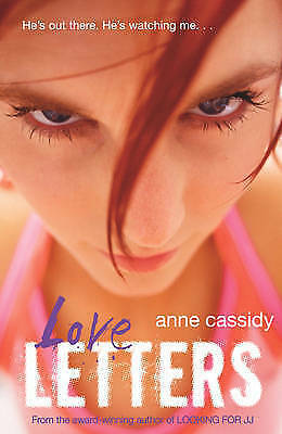 1 of 1 - Love Letters by Anne Cassidy.