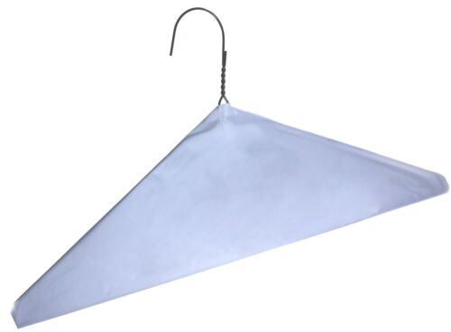 """Box of 100 16/"""" Caped Wire Hangers ***NEW***FREE SHIPPING***"""