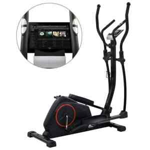 vidaXL-Magnetic-Elliptical-Trainer-with-Pulse-Measurement-XL-Fitness-Machine