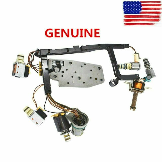 4l60e 4l65e Solenoid Kit 7pc Gmc    Chevy 96
