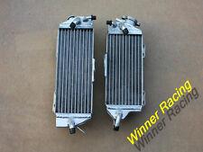 high performance aluminum alloy radiator Kawasaki KX125 92-93/250 1990-1993