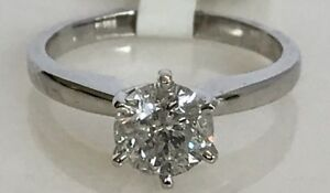 Beautiful-14k-White-Gold-Solitaire-Diamond-Ring