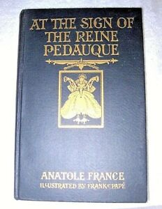 AT-The-SIGN-Of-The-REINE-PEDAUQUE-1924-ANATOLE-FRANCE-HC-PAPE-ILLUS-BEARDSLEY