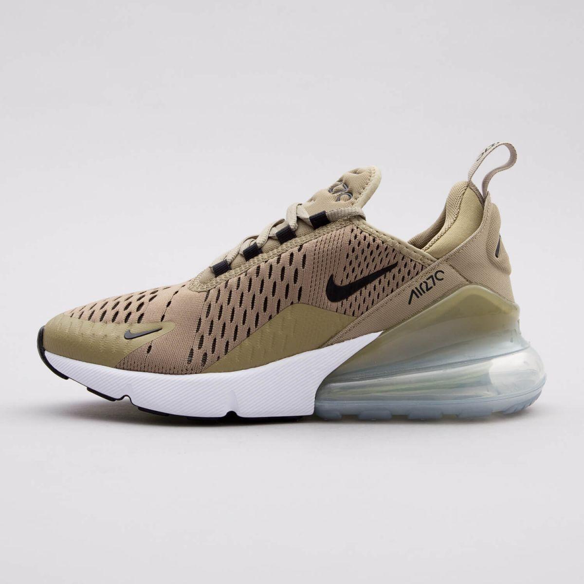 Nike AIR MAX 270 GS 7 Kids 4 5 6 7 GS 8 9 Ragazzi Da Donna Verde Oliva Cachi AH6789-200 .5 2c2c30