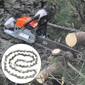 """8/"""" Inch Chainsaw Chain Blade 3//8/'/'LP Pitch 0.050/'/' Gauge 33DL Saw Part Replace"""