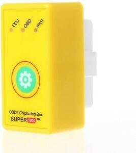 Autone Power Torque Super Nitro OBD2 Upgrade Reset Function ECU Chip Tuning Box