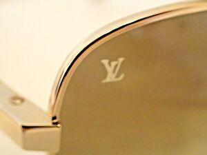 103e5de0876 Image is loading Louis-Vuitton-ZO259U-Sunglasses-Gold-59-16