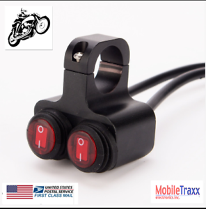 7-8-034-22mm-12v-16A-Motorcycle-CNC-Aluminum-Alloy-Waterproof-Illuminated-Switch