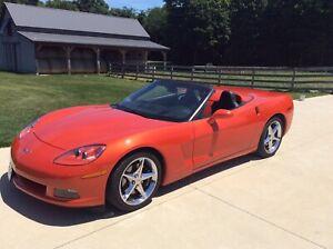 2012 Corvette Convertible 3LT