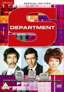 Neuf Département S - The Complet Série DVD (7952234)