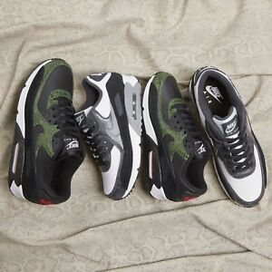 Nike-Air-Max-90-QS-Python-Snakeskin-Mens-Running-Shoes-Lifestyle-Sneakers-Pick-1